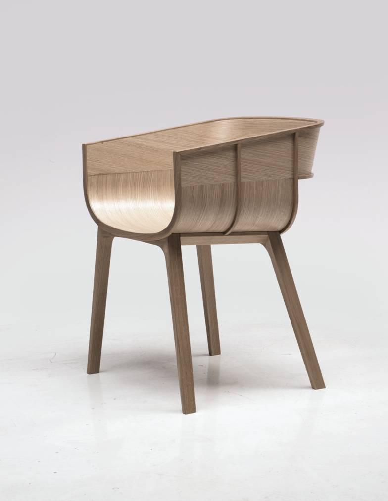 Maritime Chair by Benjamin Hubert