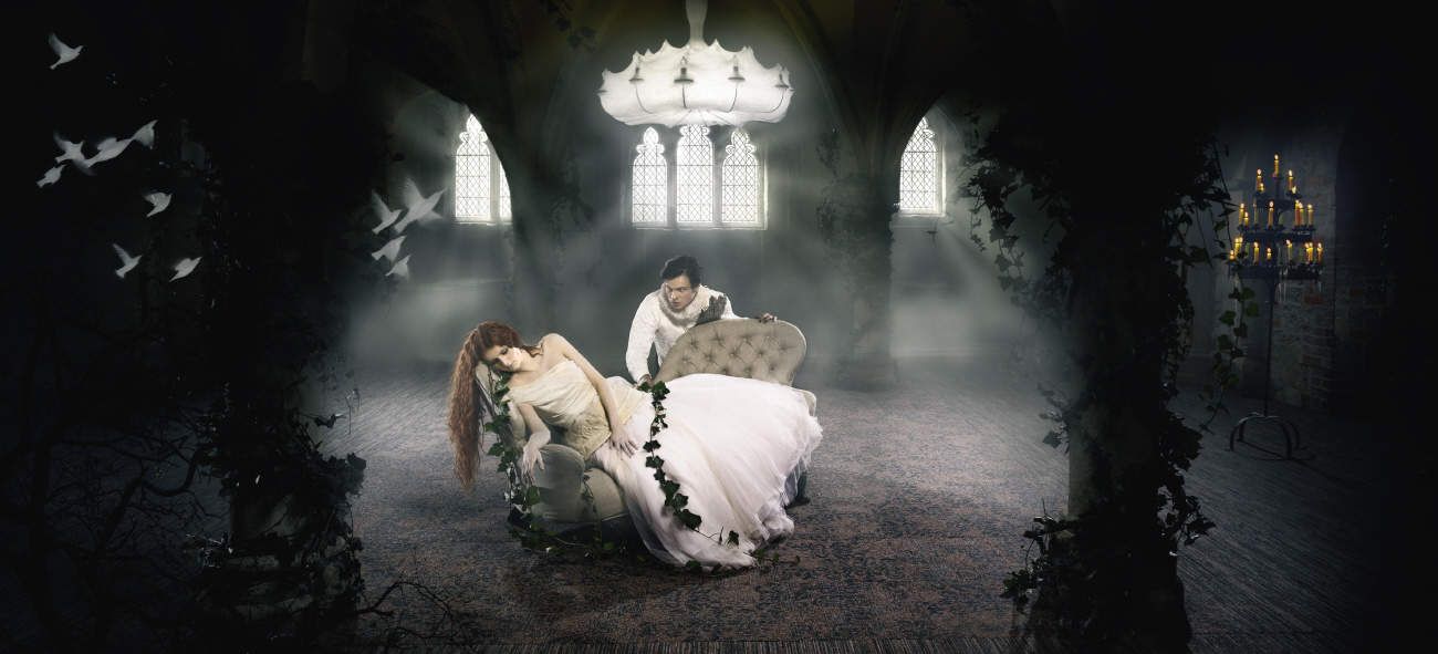 Once uopn a tile by interfaceFLOR - Sleeping Beauty
