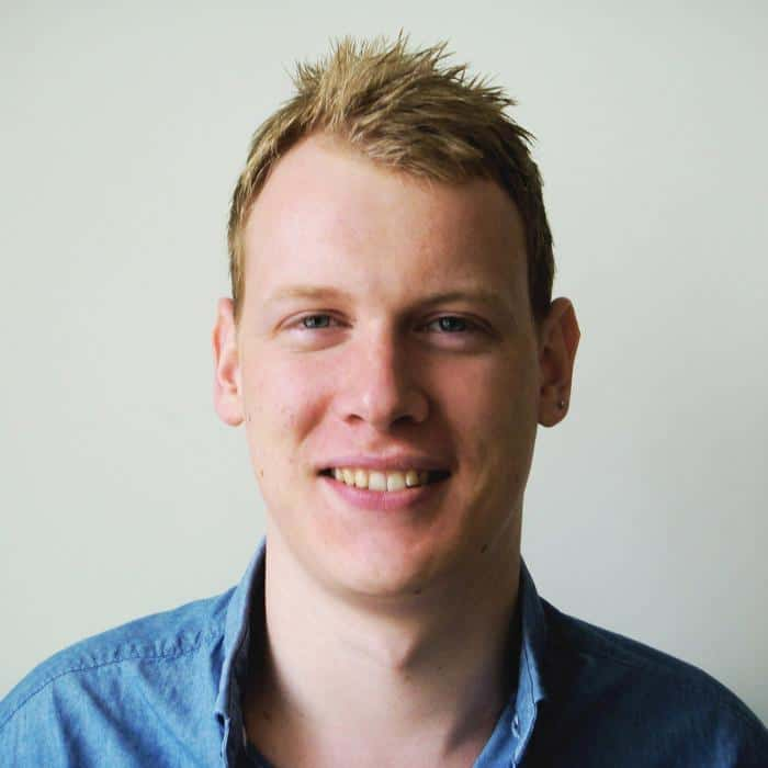 Surface designer Anthony Hughes