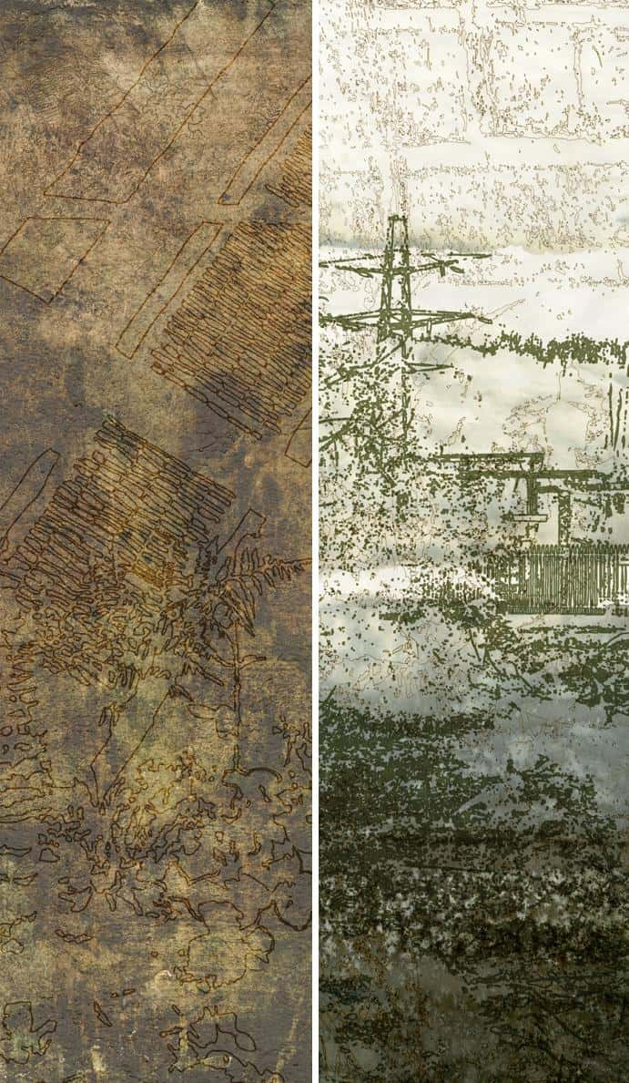 Anthony Hughes wallcoverings