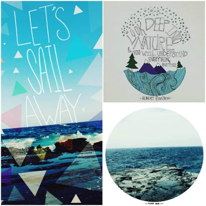 Adventure Prints by Leah Flores