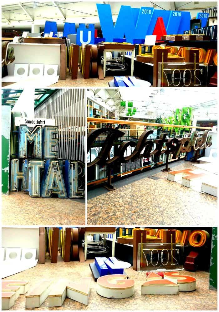 Buchstaben Museum Berlin 10
