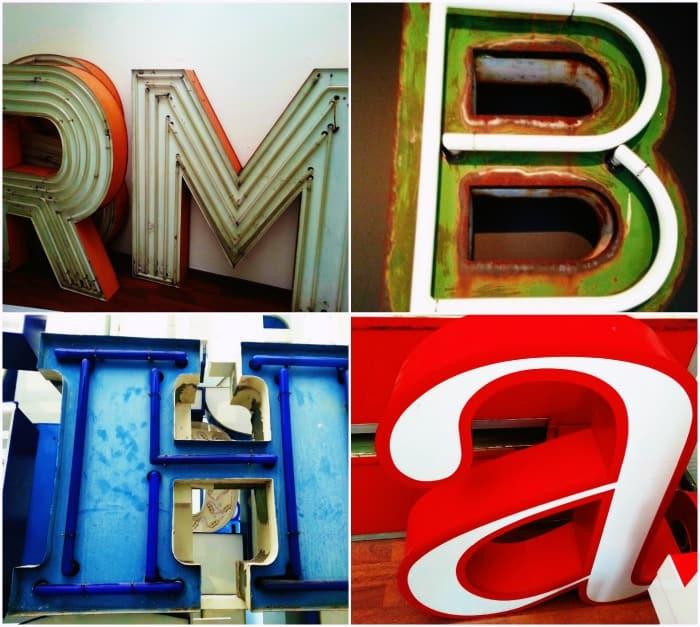 Buchstaben Museum Berlin 7