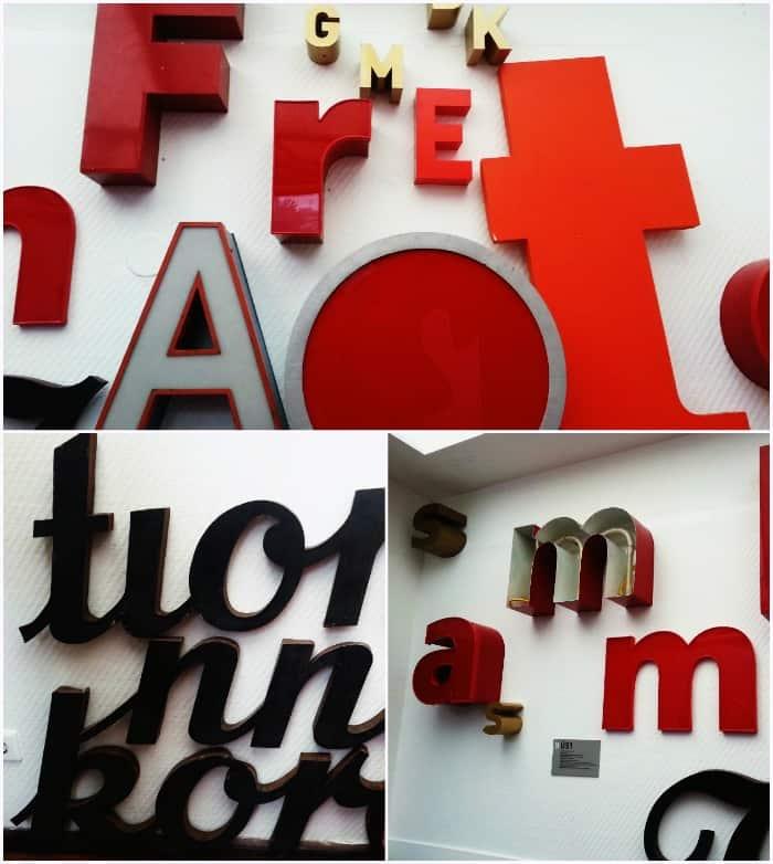 Buchstaben Museum Berlin 8