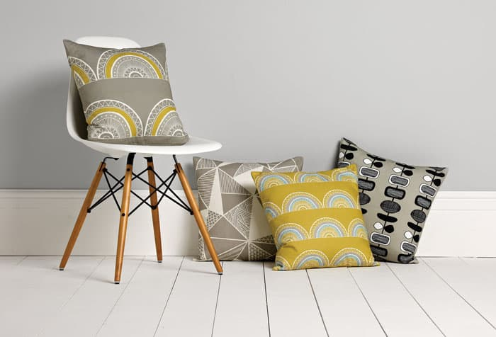 Cushions by Sian Elin
