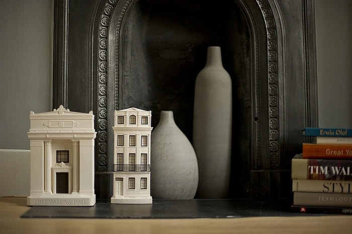 Freemasons' Hall and Regency Town House by Chisel & Mouse