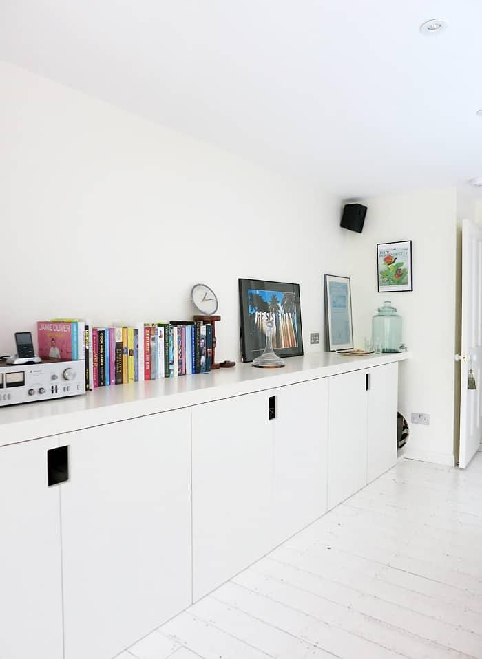 Kate Watson-Smyth's House - Storage