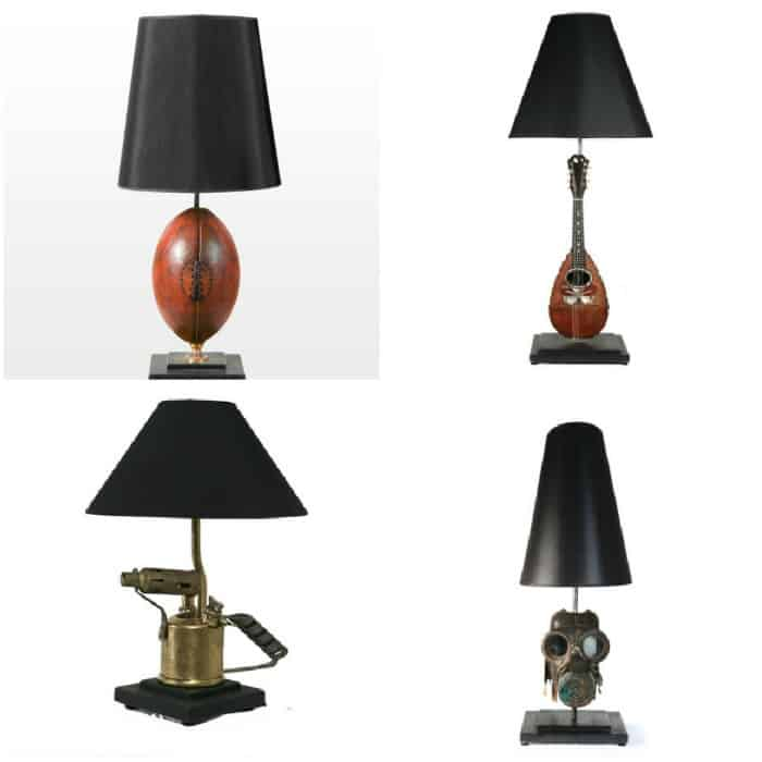 Lamps by Antiques by Design