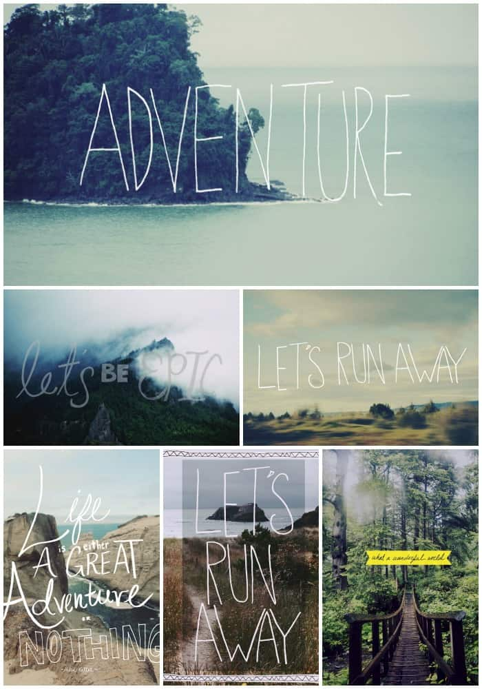 Leah Flores Prints for Adventure Enthusiasts