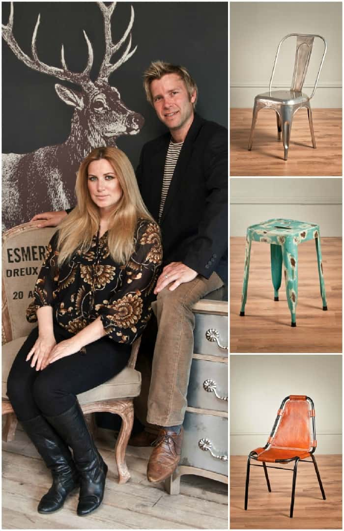 Mark and Laura Founders of Uniche Interior Furnishings