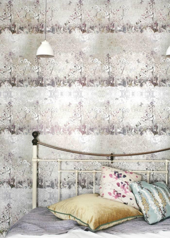 Meadow Wallpaper by Louise Body