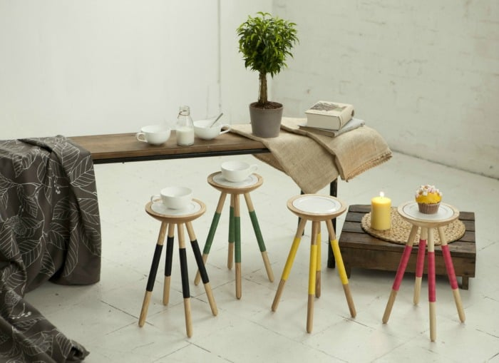 Tea For One Table by Design K