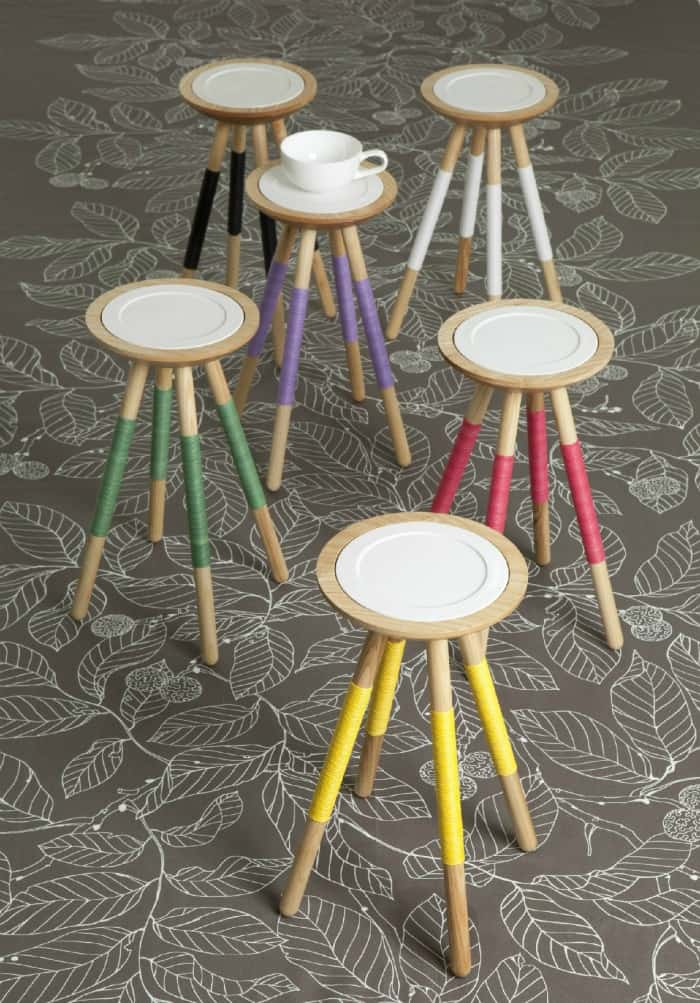 Tea for One Tea Table by Design K