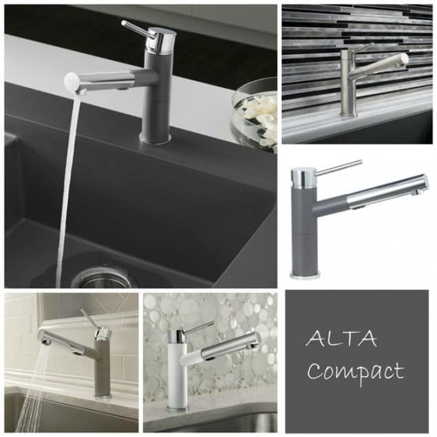 ALTA Compact Tap by Blanco