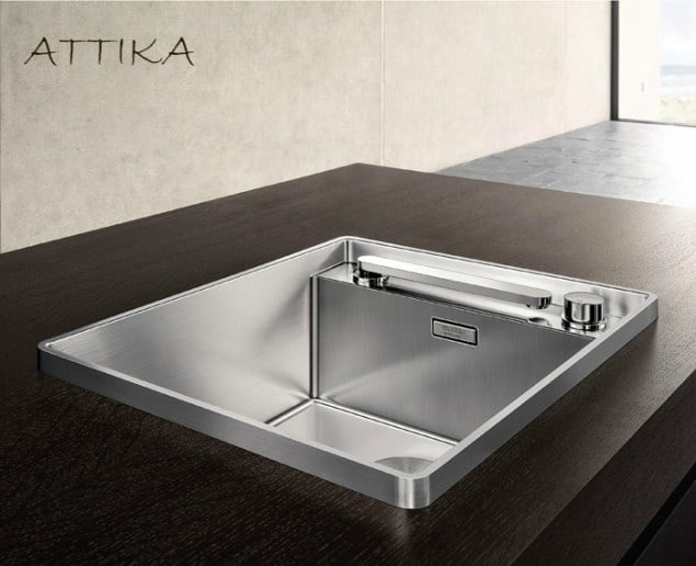 BLANCO ATTIKA retractable tap