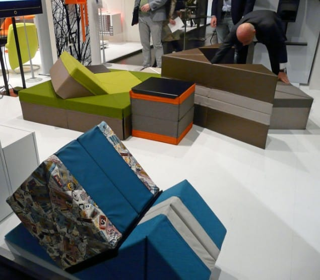 Designyouedit stand at imm cologne 2013