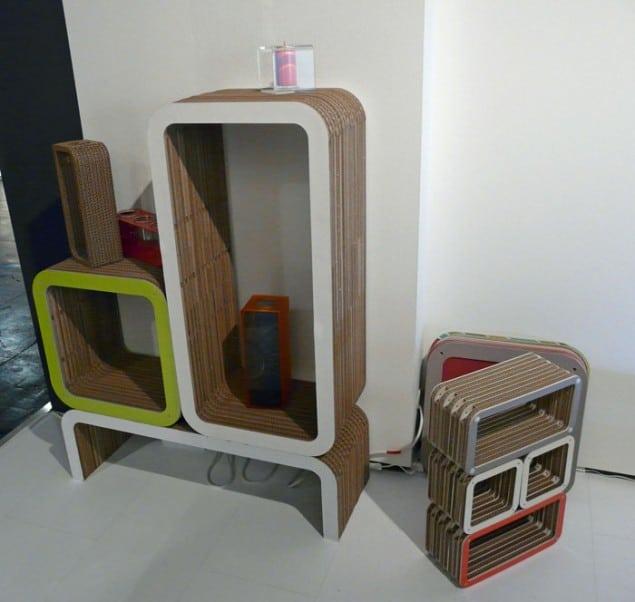 Eco Design range by Giorgio Caporaso at imm cologne 2013