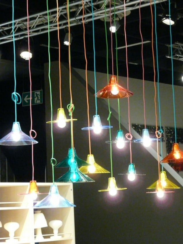 Lighting by Skitsch at imm cologne 2013