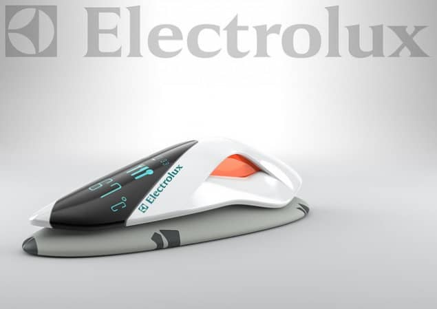 Electrolux Design Lab 2010 - The Snail by Peter Alwin of India