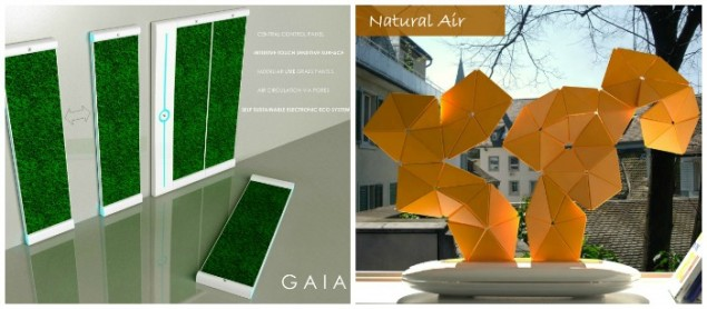 Electrolux Design Lab Natural Air Inspiration