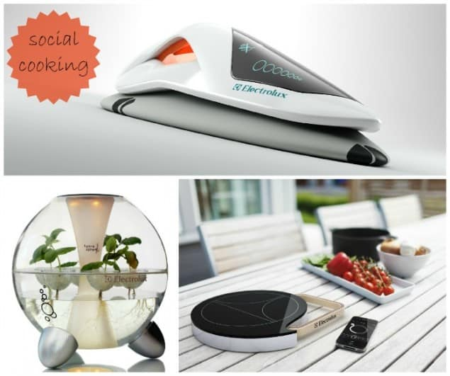 Electrolux Design Lab Social Cooking Inspiration