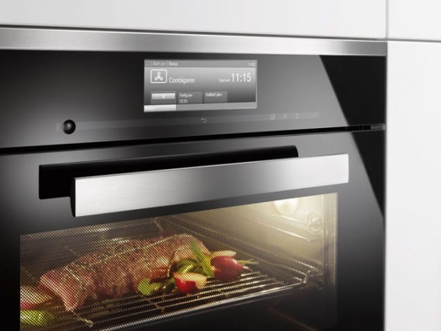 Generation 6000 built-in kitchen appliances from Miele