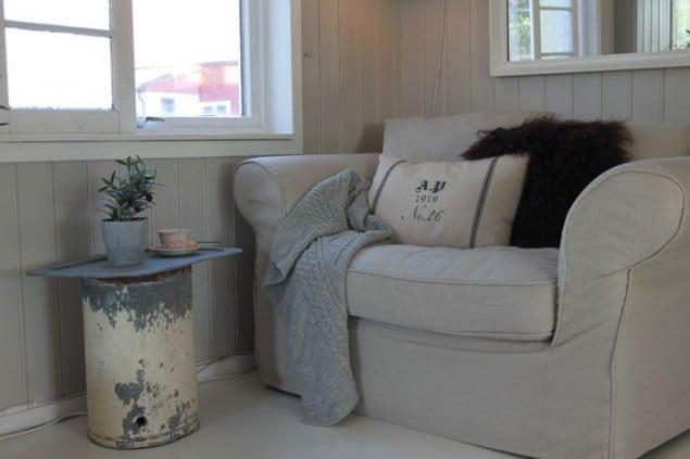 Scandinavian Interior - Janne Synnove's Home Armchair