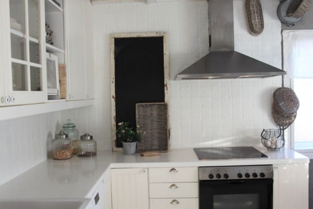 Scandinavian Interior - Janne Synnove's Home Kitchen