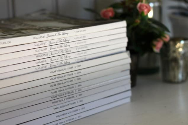Scandinavian Interior - Janne Synnove's Home Mag Stack