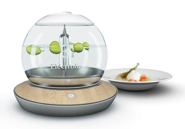 MoSphere Electrolux Design Lab 2012 finalist