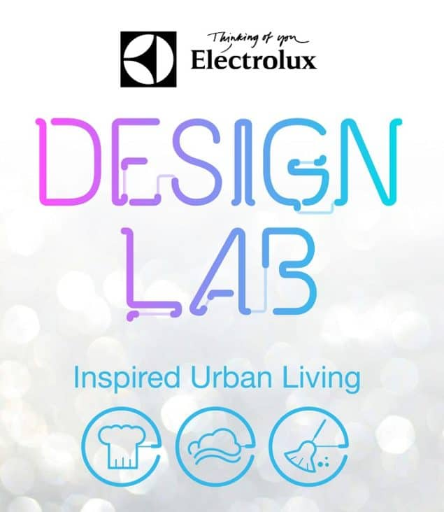 Electrolux Design Lab 2013 Submissions Open