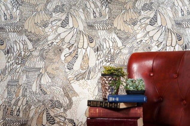 Aubrey wallpaper by Surfacephilia closeup