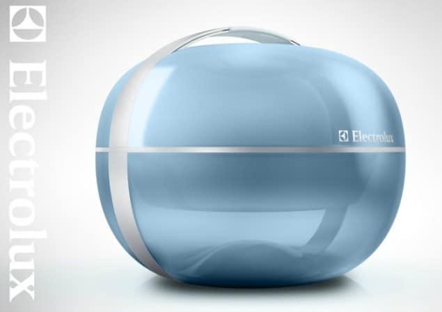 Electrolux Design Lab 2009 Cocoon by Rickard Hederstierna