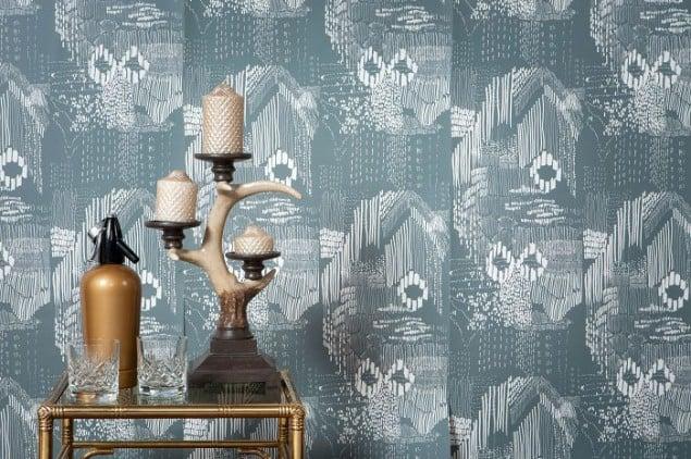 Flo wallpaper by Surfacephilia