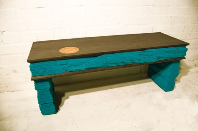 Furniture by Nic Parnell