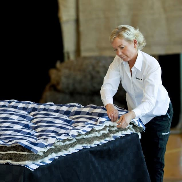 Handcrafted Hastens Bed