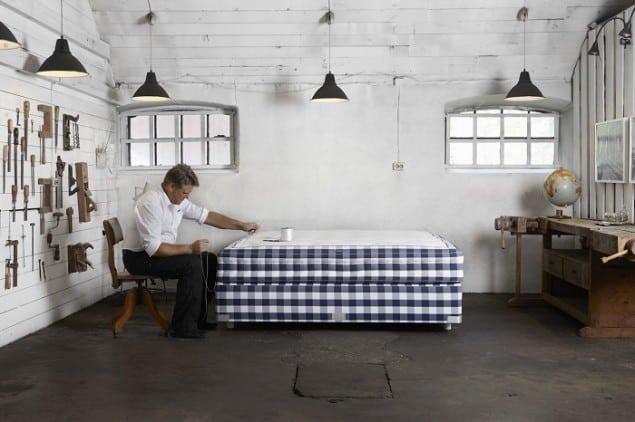 Jan-Erik Leander - Hastens Master Bed Maker