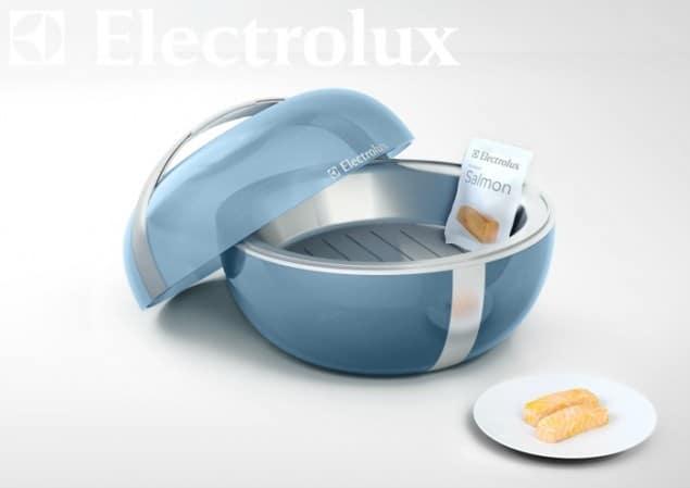 electrolux Design Lab 2009 Winner Cocoon