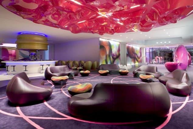 nhow hotel Berlin lobby & lounge