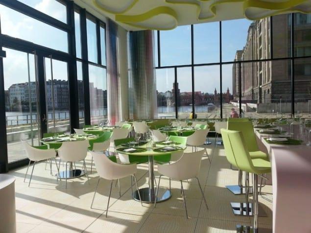 nhow hotel Berlin restaurant