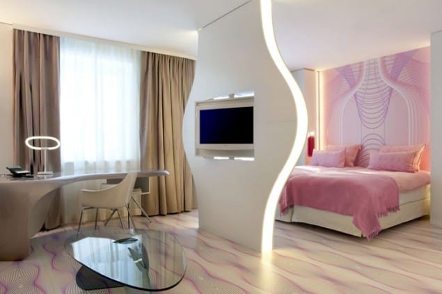 nhow hotel Berlin juniorsuite