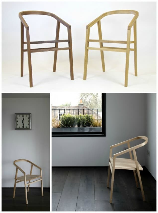 Wellington Chair by Young & Norgate
