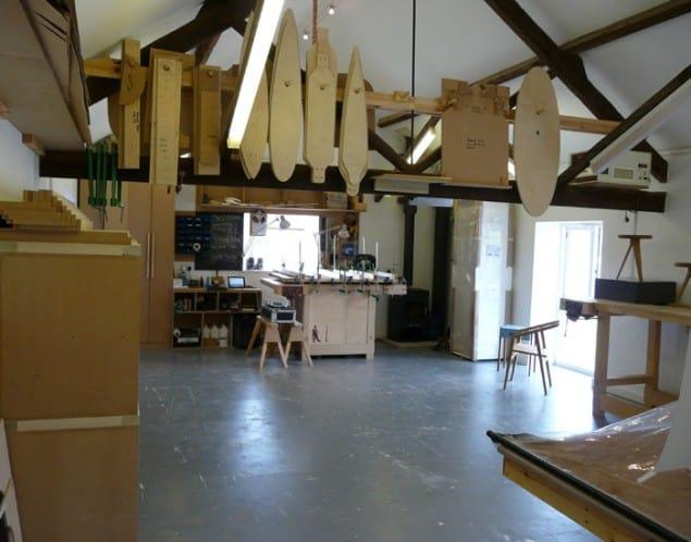 Young & Norgate Devon Workshop