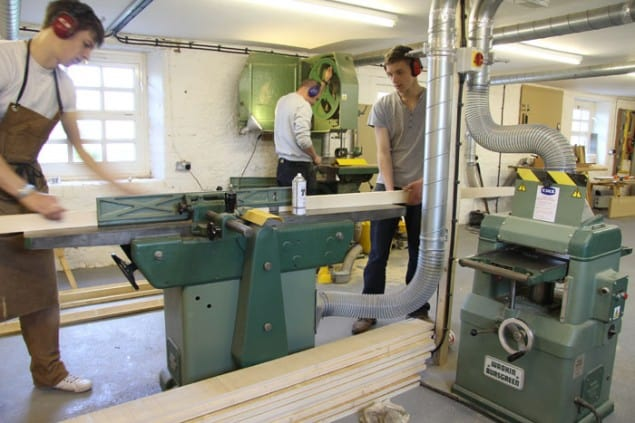 Young & Norgate Workshop Devon