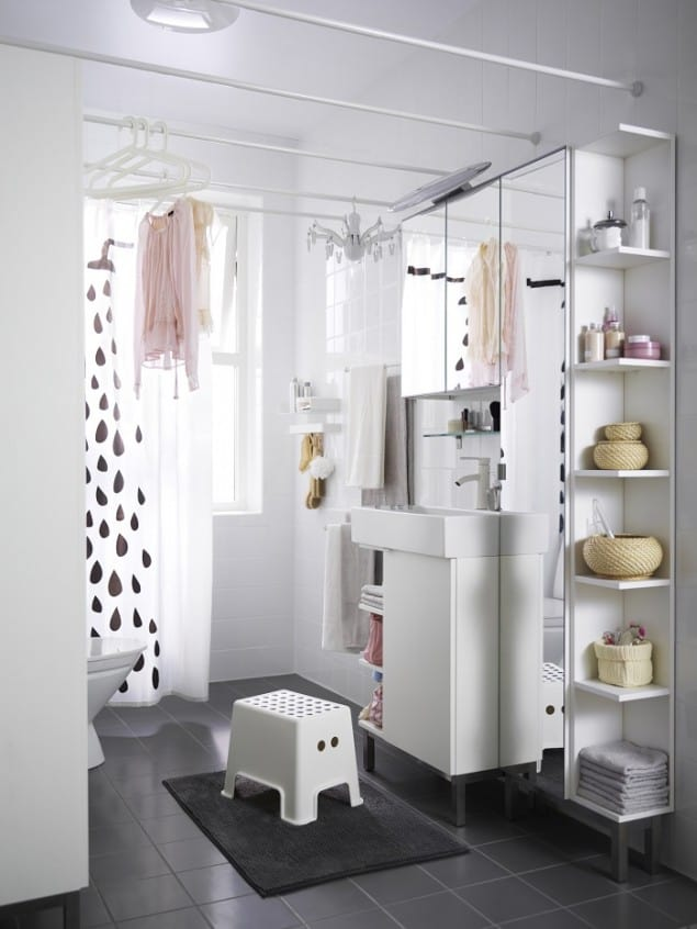 Ikea Catalogue 2014 preview bathroom