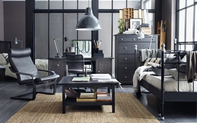 Ikea Catalogue 2014 preview grey livingroom