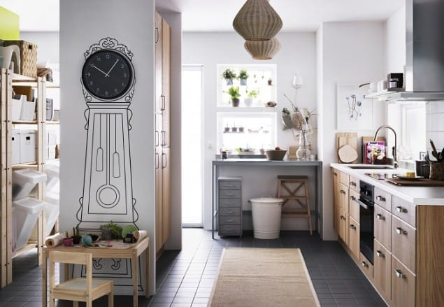 Ikea Catalogue 2014 preview kitchen