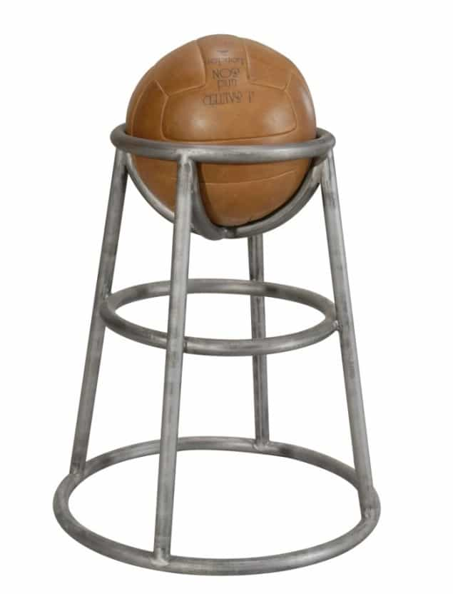 Barball bar stool by Timothy Oulten