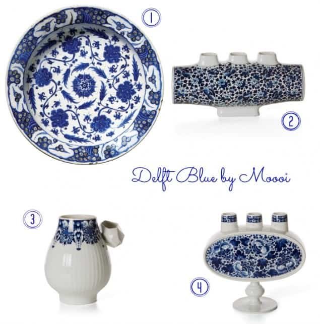 Delft Blue by Marcel Wanders for Moooi