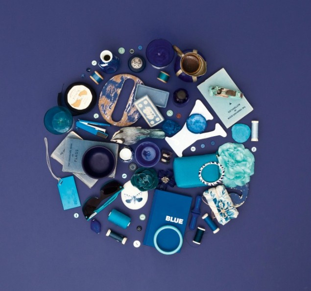Dulux Colour of the Year 2013 indigo Night